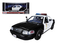 2010 Ford Crown Victoria Los Angeles Police Department LAPD Interceptor 1/24 By Motor Max 76946