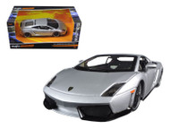Lamborghini Gallardo LP560-4 Exotics 1/24 Scale Diecast Car Model By Maisto 31352