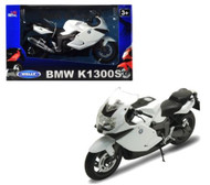 BMW K1300S Motorcycle 1/10 Scale By Welly 62805
