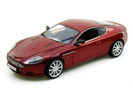 Aston Martin DB9 Coupe Red 1/18 Scale Diecast Car Model By Motor Max  73174