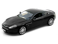 Aston Martin DB9 Coupe Black 1/18 Scale Diecast Car Model By Motor Max  73174