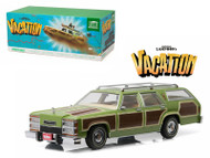 1979 TRUCKSTER WAGON QUEEN NATIONAL LAMPOON'S VACATION 1/18 SCALE DIECAST CAR MODEL BY GREENLIGHT 19013