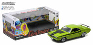 1971 Dodge Challenger R/T Green 1/18 Scale Diecast Car Model By Greenlight 12961