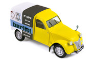 Norev 1/18 Scale 1956 Citroen 2CV Fourgonnette Berliet Truck Diecast Car Model 181600