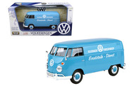 Volkswagen Type 2 Van Bus 1/24 Scale Diecast Car Model My Motor Max 79556