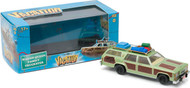 1979 Family Wagon Queen National Lampoons Vacation Lips 1/43 Scale By Greenlight 86482
