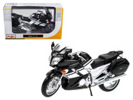 2006 Yamaha FJR 1300 Black Bike 1/12 Scale Motorcycle By Maisto 31107