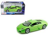 Lamborghini Murcielago Green 1/24 Scale Diecast Car Model By Maisto 31238