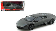 Lamborghini Reventon Grey 1/24 Scale Diecast Car Model By Motor Max 73364