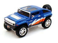 2008 Hummer HX Concept Blue 1/24 Scale Diecast Car Model By Maisto 31309