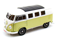 1962 Volkswagen Microbus Olive Green Limited To 300 Pieces 1/18 Scale Diecast Model By Greenlight 12851