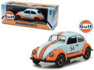 1967 Volkswagen Beetle Bug Gulf Oil Racer #54 1/18 Scale Diecast Car Model By Greenlight 12994