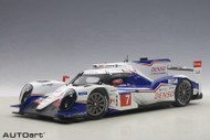 Toyota TS040 Hybrid LeMans 2014 Wurz #7 WEC Champion 1/18 Scale Diecast Car Model By AUTOart 81415