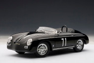 Porsche Speedster #71 Steve McQueen Black 1/18 Scale Diecast Car Model By AUTOart 77866