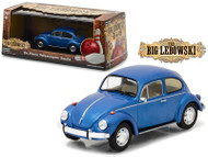 Da Finos Volkswagen Beetle The Big Lebowski 1998 1/43 Scale By Greenlight 86496