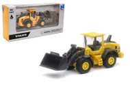 "Volvo L60H Construction Wheel Loader Diecast 6"" X 3"" X 2"" By Newray 32093"