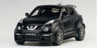 Nissan Juke R 2.0 Matt Black 1/18 Scale By AUTOart 77458
