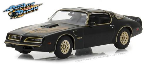 1977 Pontiac Firebird Trans Am Smokey And The Bandit 1/43 Scale By Greenlight 86513