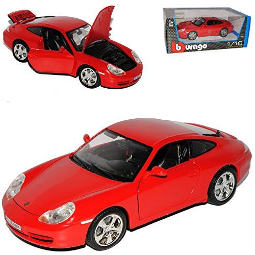 Porsche 911 2 7 Engine Weight: Porsche 911 Carrera 4S Red 1/18 Scale Diecast Car Model By