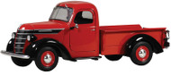 First Gear 1/25 Scale 1938 Vintage International D-2 Pick Up Truck Red Diecast Model 40-0290