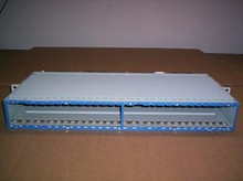Adtran 1150081L2 BR1/10 Mini ISDN Channel Bank Panel, Used