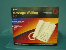 Lucent  951 / 107854424 Message Waiting Speaker Phone Gray, New