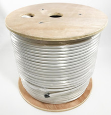 TXM LOW400 Low Loss Coax White 500' Reel - LMR-400® Equiv