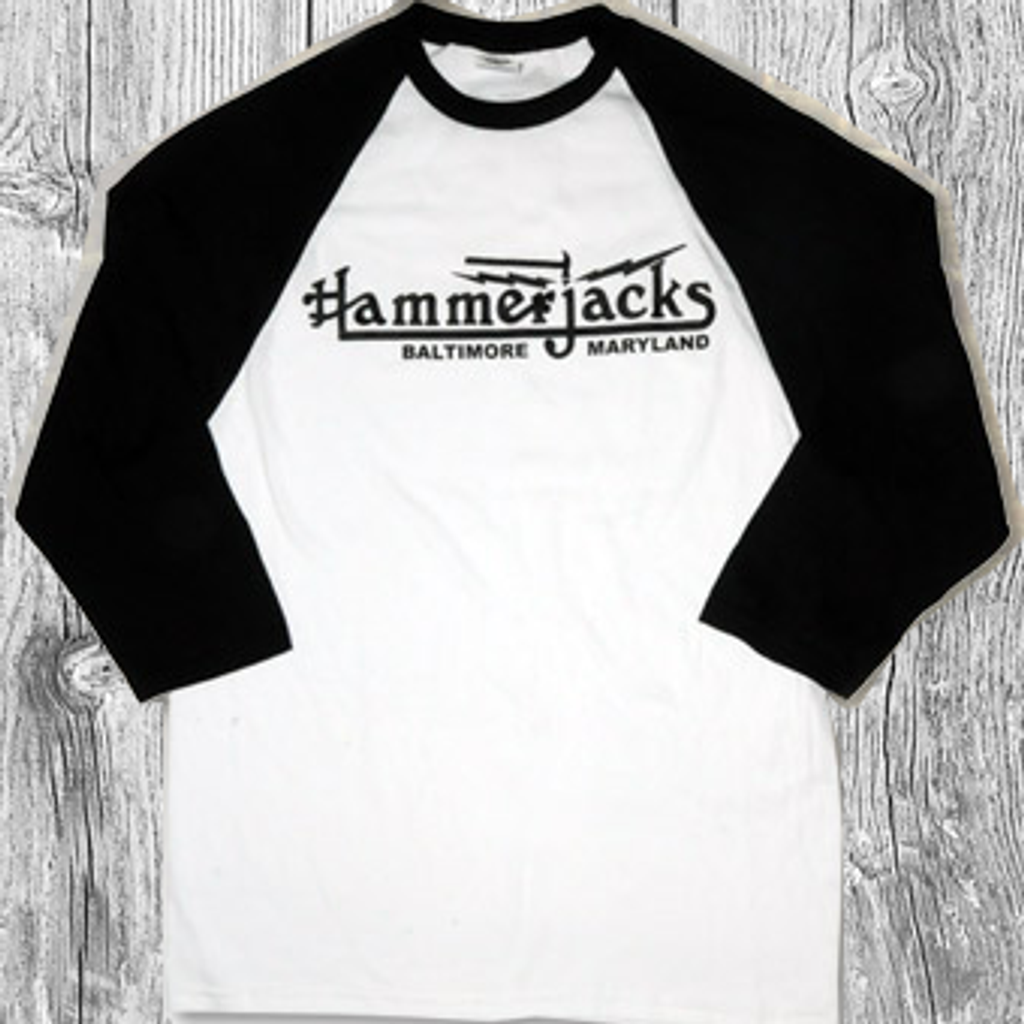 80's 3/4 Sleeve Hammerjacks T-Shirt