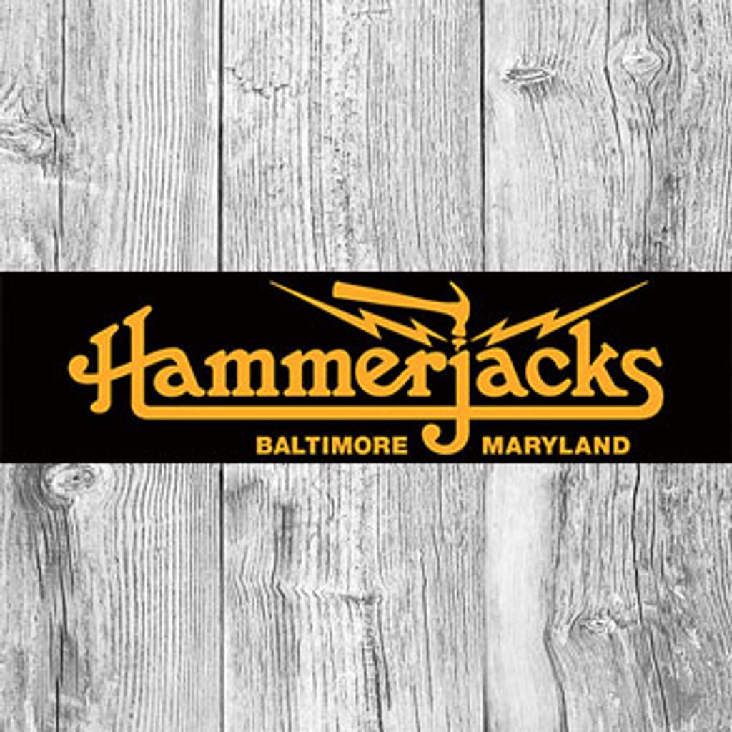 Hammerjacks Bumper Sticker
