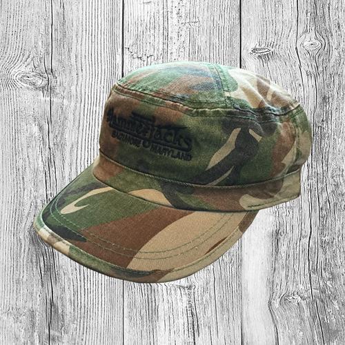 Camo Cabbie Hat
