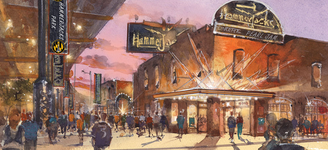 Iconic Hammerjacks Nightclub to Return to Baltimore in 2016