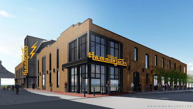 Design for new Hammerjacks in Baltimore unveiled