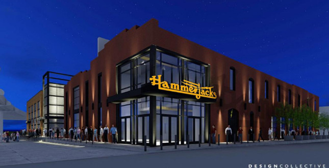 Hammerjacks wins city design approval