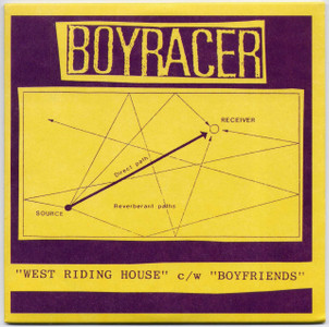 "BOYRACER - West Riding House (5"" Vinyl Single)"