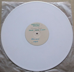 "AC/DC - Thunderstruck - white vinyl (12"" Vinyl Single)"