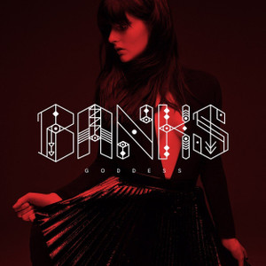 BANKS Goddess 2014 UK vinyl 2-LP + MP3 SEALED/NEW