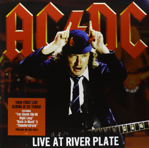 AC/DC Live At River Plate 3x LP Vinyl