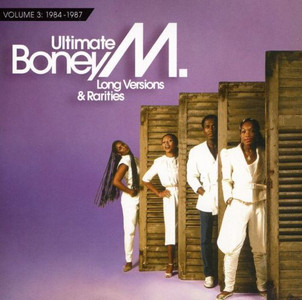 BONEY M Ultimate Long Versions & Rarities Vol CD Album
