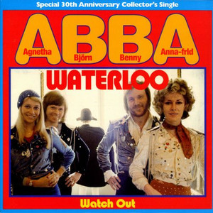 "ABBA - Waterloo (7"" Vinyl Single)"