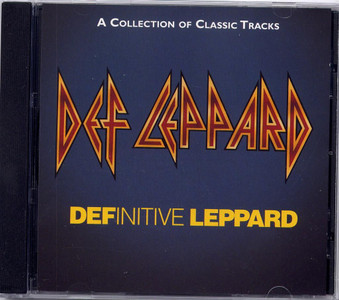 DEF LEPPARD - Definitive Leppard (CD ALBUM)