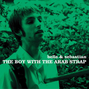 BELLE & SEBASTIAN The Boy With The Arab Strap vinyl LP
