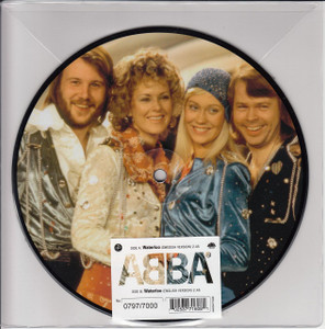 "ABBA Waterloo 7"" Vinyl Single"