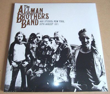 ALLMAN BROTHERS BAND A & R Studios New York 2x LP Vinyl