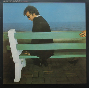 BOZ SCAGGS Silk Degrees Vinyl LP