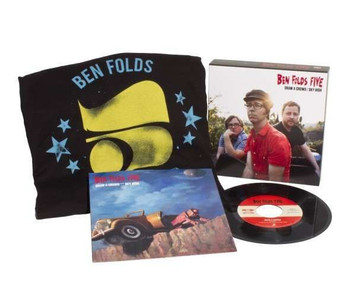"BEN FOLDS FIVE Draw A Crowd 7"" Vinyl Single"