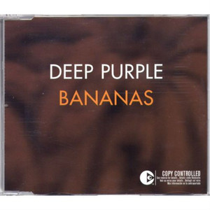 DEEP PURPLE - Bananas (CD ALBUM)