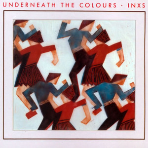 INXS Underneath The Colours Vinyl LP