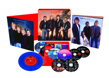 THE MOODY BLUES The Polydor Years 1986-1992 CD Box Set