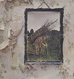 LED ZEPPELIN Led Zeppelin IV 2x LP Vinyl