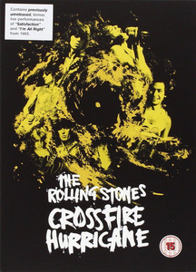 ROLLING STONES Crossfire Hurricane DVD NEW/SEALED